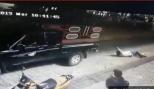 في المكسيك: لم يلتزم العمدة بوعوده، فربطه السكان في شاحنة وسحلوه