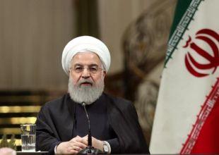 الرئيس الايراني يؤكد فشل أميركا وهزيمتها أمام الرأي العام العالمي والمنطقة