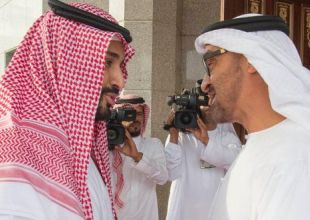 """ميدل إيست آي"" يكشف مخطط سعودي – إماراتي لمحاصرة أردوغان"
