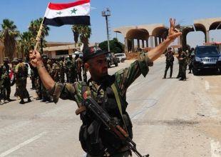 """الجيش السوري يسيطر على """"هورة الجريات"""" في ريف الرقة الغربي"""