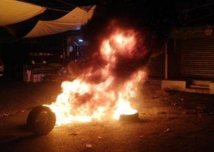 احتجاجات في مخيمات اللاجئين الفلسطينيين رفضاً لقرارات وزير العمل اللبناني