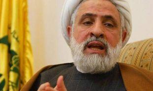 الشيخ قاسم: حزب الله لم يقرر حتى الآن النزول إلى الشارع