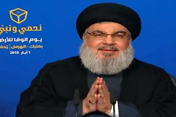 السيد نصر الله: المقاومة بحاجة لحماية سياسية والحماية توفرها أصواتكم
