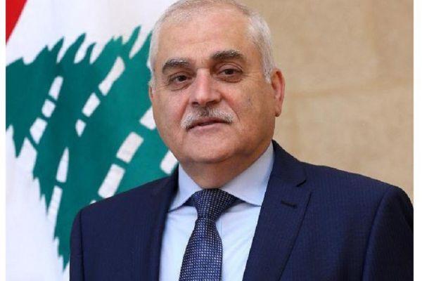 وزير من حزب الله - ليلى عماشا