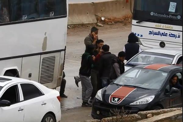 خروج 3000 مسلح من ريفي حمص الشمالي وحماه الجنوبي
