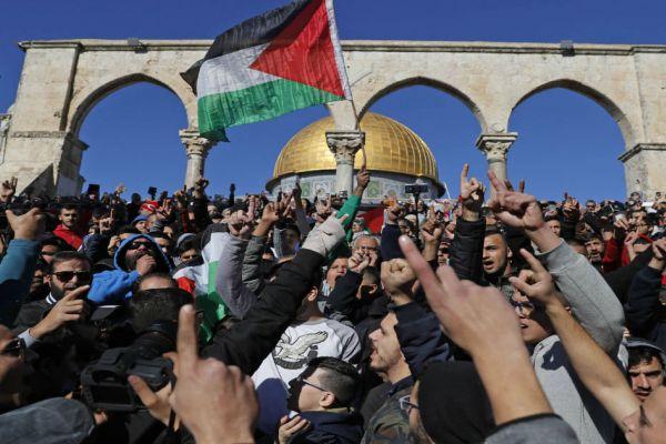 يوم القدس تظاهرة كبرى لأصدقاء فلسطين   - عبد الرحمن أبوسنينة