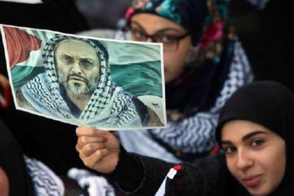 الضاحية تجدد البيعة لـ«حاج فلسطين»
