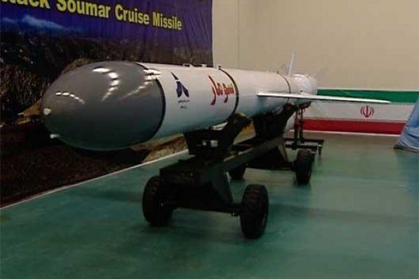 """ما هي مواصفات صاروخ """"سومار"""" الايراني"""
