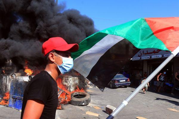 حملة وزير القوات: «البعبع» الفلسطيني مجدداً