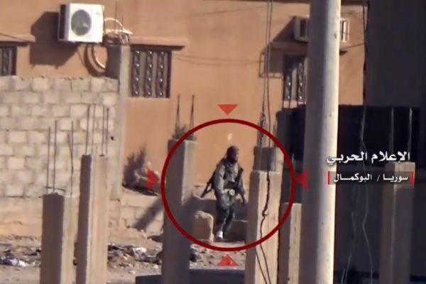 بالصور .. من عمليات الجيش السوري والحلفاء ضد ارهابيي داعش في البوكمال