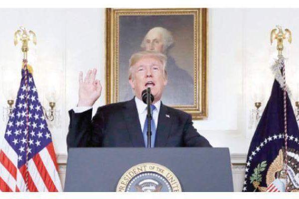 """ترامب وفن الصفقة """"الإيرانية النووية"""""""