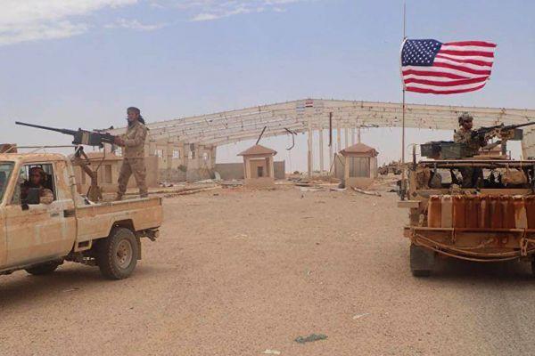 الولايات المتحدة تبدأ بسحب المعدات العسكرية من سوريا