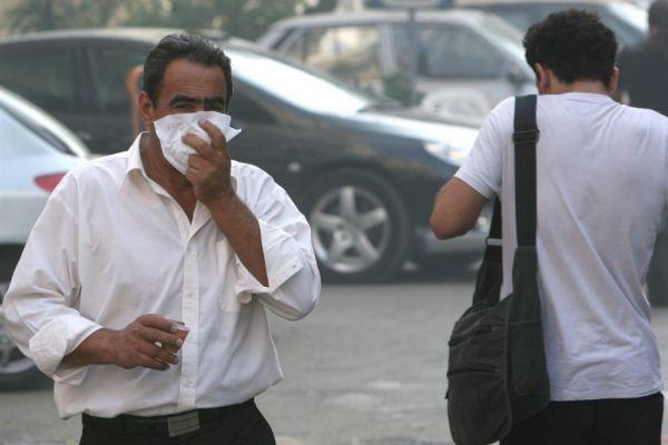 انتحار جماعي للمدينة: الهواء الملوث يغطي 76% من بيروت