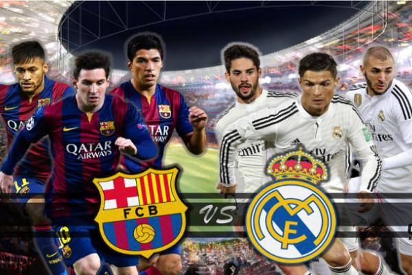 5 عوامل تجعل ريال مدريد الاوفر حظا للفوز بالكلاسيكو
