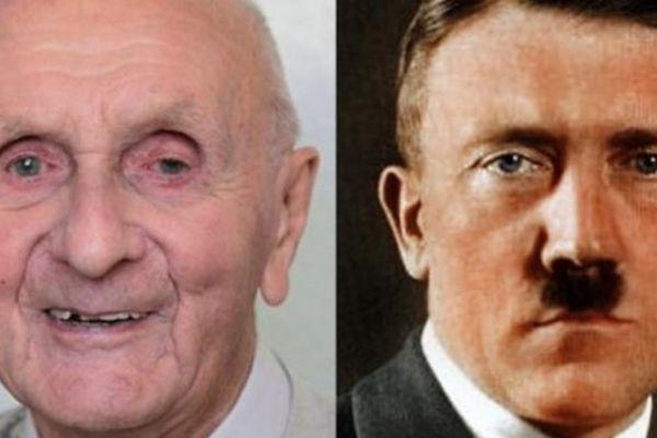 """عجوز يدعي أنه """"هتلر"""" وللقصة وجه آخر!"""