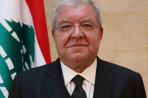 المشنوق: لن أنتخب غازي كنعان نائبا لرئيس مجلس النواب