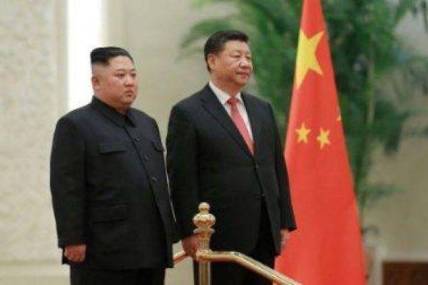 تراجع المبادلات التجارية الصينية مع كوريا الشمالية بمعدل النصف