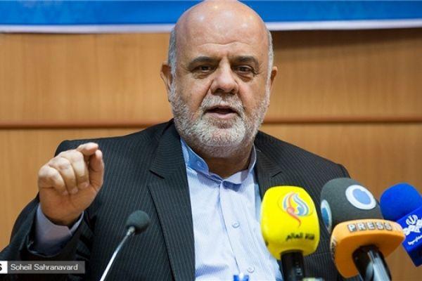 السفير الايراني ببغداد: زيارة روحاني المرتقبة للعراق منعطف في العلاقات بين البلدين