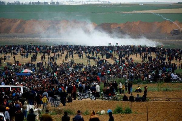 """كيف أدت مسيرات العودة لتراجع تأييد الأمريكيين لـ""""إسرائيل""""؟"""