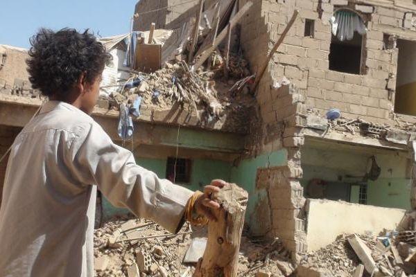 الحرب على اليمن والبُعد الإنساني المنسي