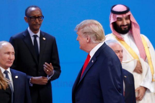 علاقة ترامب ببن سلمان تتلاشى فهل سينقذه بوتين؟