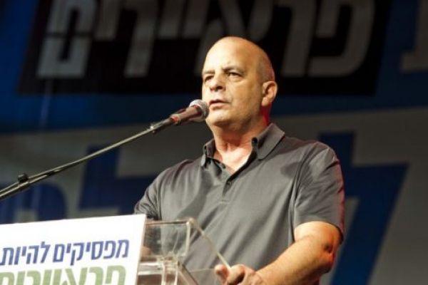 ديسكن:هناك علامات فقدان الامل عند الفلسطينين الأوضاع في الضفة وغزة ستنفجر