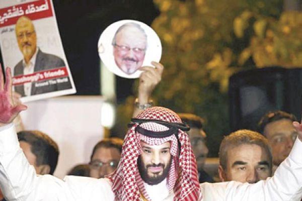 بعد مرور عام.. قضية خاشقجي تحاصر بن سلمان مجدداً