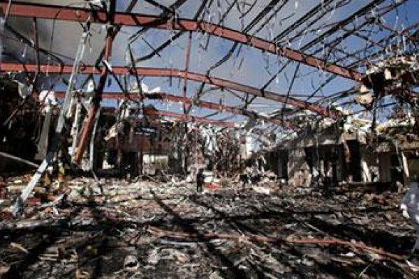 #اليمن: عام على مجزرة «القاعة الكبرى»