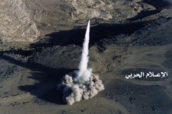 اليمن: باليستي يدك قاعدة الملك فيصل العسكرية في جيزان