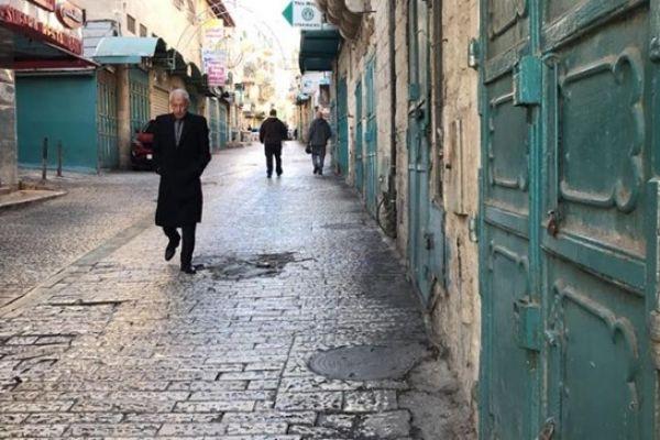 اضراب عام في فلسطين!