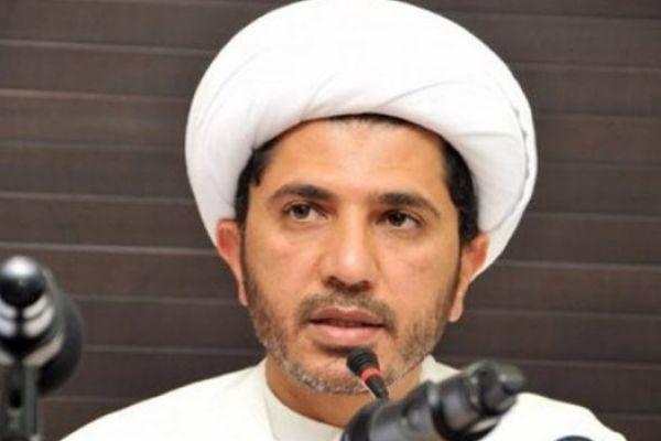البحرين: الحكم بالمؤبد نهائيًا على الشيخ علي سلمان