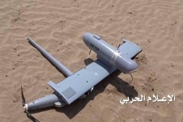 القوات اليمنية تسقط طائرتين مسيرتين لقوى العدوان في جيزان