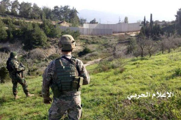 #العدو_الصهيوني يواصل أعماله الإستفزازية عند #الحدود_اللبنانية و #الجيش_اللبناني يستنفر قواته