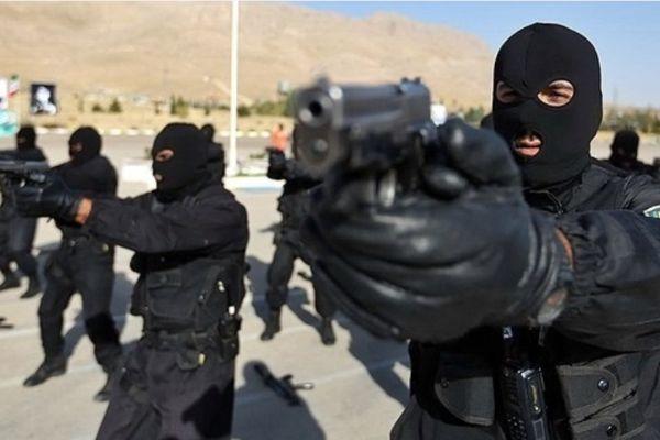 تفاصيل تفكيك خليتين ارهابيتين في غرب ايران
