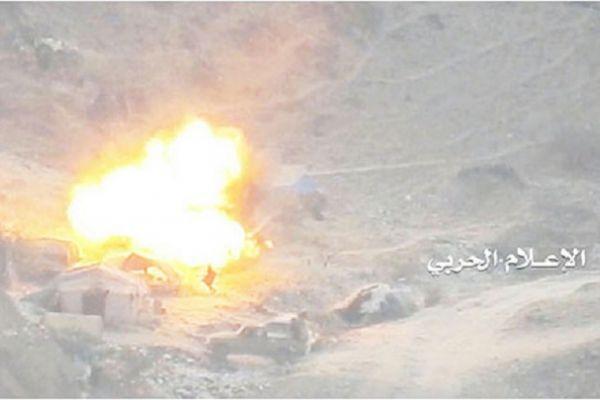 #اليمن: إنكسار اربعة الوية عسكرية للعدوان قبالة نجران