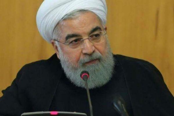"""روحاني: لا يمكن إضافة أي بند إلى """"النووي"""" وأمريكا تبدو اليوم منعزلة بسبب مؤامرتها"""