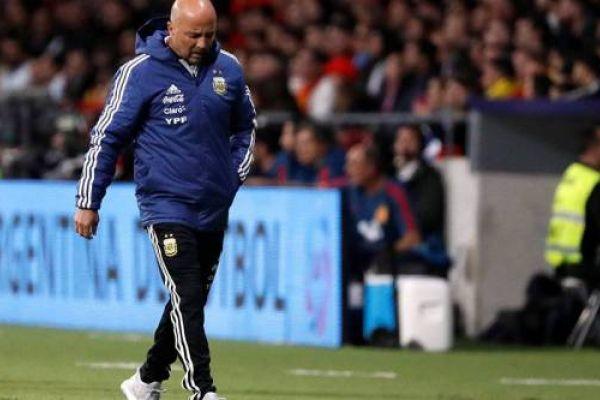 سامباولي يتحدث عن الخسارة المذلة أمام إسبانيا
