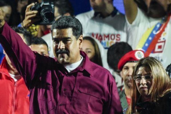 نيكولاس مادورو يكتسح نتائج الانتخابات الرئاسية في فنزويلا