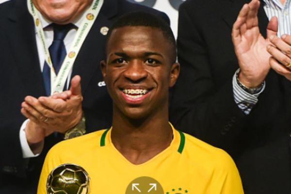 برازيلي عمره 16 عاما على أبواب ريال مدريد