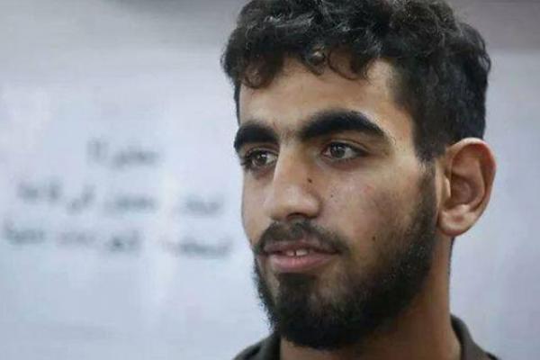 الاحتلال يحاكم الفلسطيني عمر العبد بالسجن المؤبد اربع مرات