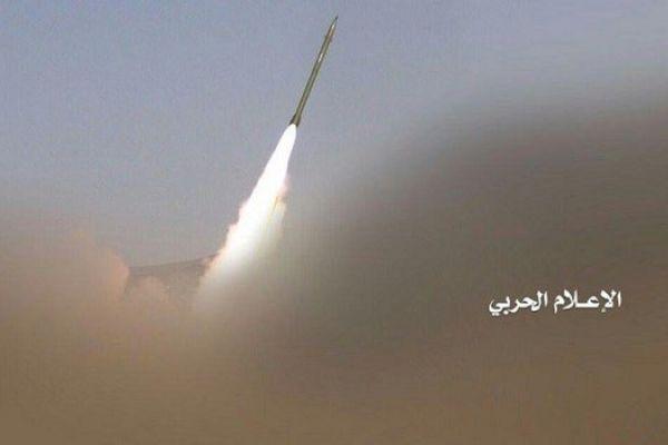 باليستي يمني يضرب ميليشيات التحالف السعودي في حيران