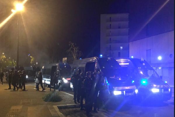 فرنسا: أعمال عنف في مدينة نانت بعد مقتل شاب برصاص شرطي