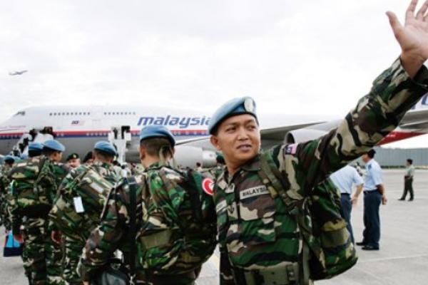 ماليزيا تنوي سحب قواتها العسكرية من السعودية