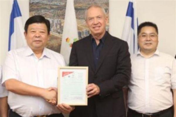 شركة صينية تعمل في إسرائيل لتنظيف الليطاني!