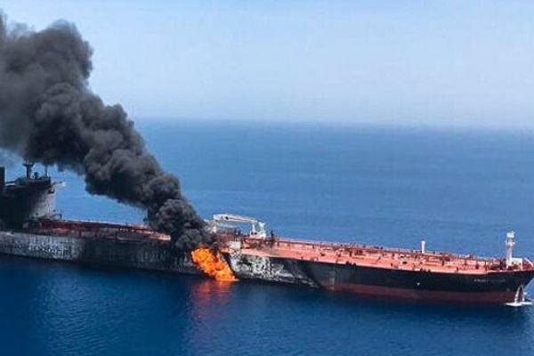 رويترز: طاقم الناقلة فرنت ألتير بخير وموجود الآن في إيران