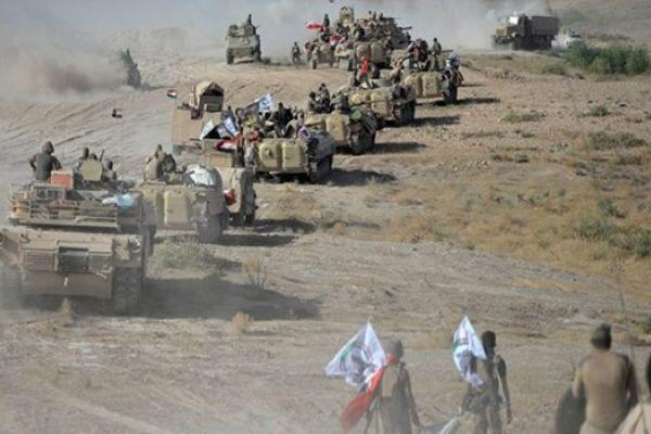 مقتل وإصابة 43 عنصرا بتنظيم داعش باحباط تسلل على الحدود العراقية السورية