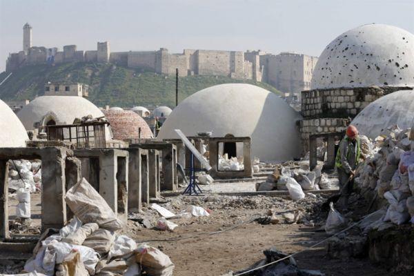تضييق الخناق الاقتصادي على دمشق «حرب الديمقراطية» الغربية قادمة