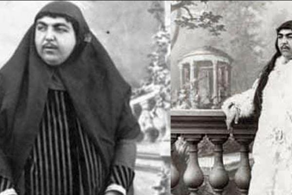 القصة الحقيقية لـ أميرة قاجار آخر رموز الجمال خلال القرن العشرين