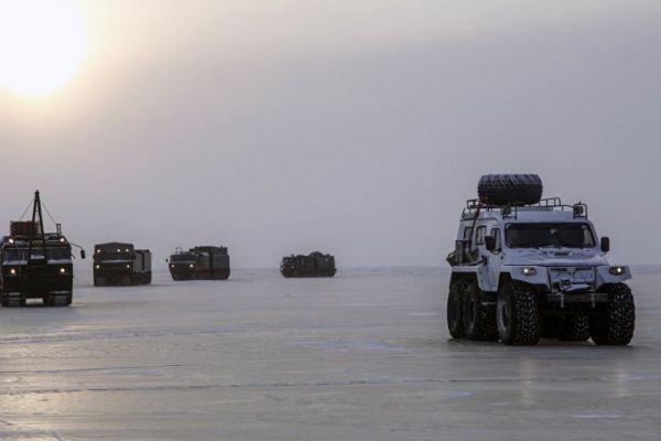 لعبة الحرب الباردة… الولايات المتحدة تستعد لاختبار روسيا في القطب الشمالي