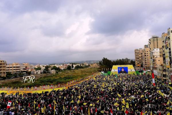 أكد عدم التنازل عن المقاومة.. نصر الله: جاهزون لمناقشة الاستراتيجية الدفاعية بعد الانتخابات